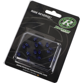 Reverse Escape Set de Pins de Pedal, blue
